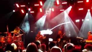 Simon Phillips & Protocol II (live) @ Musikmesse Frankfurt 2015 Agora Stage