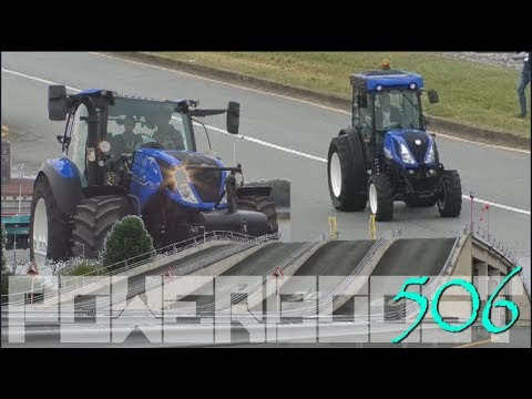 Tracteur : New Holland dégaine ses armes !
