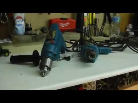 Over View Of The Makita 6302 1/2 Corded Drill Part 1