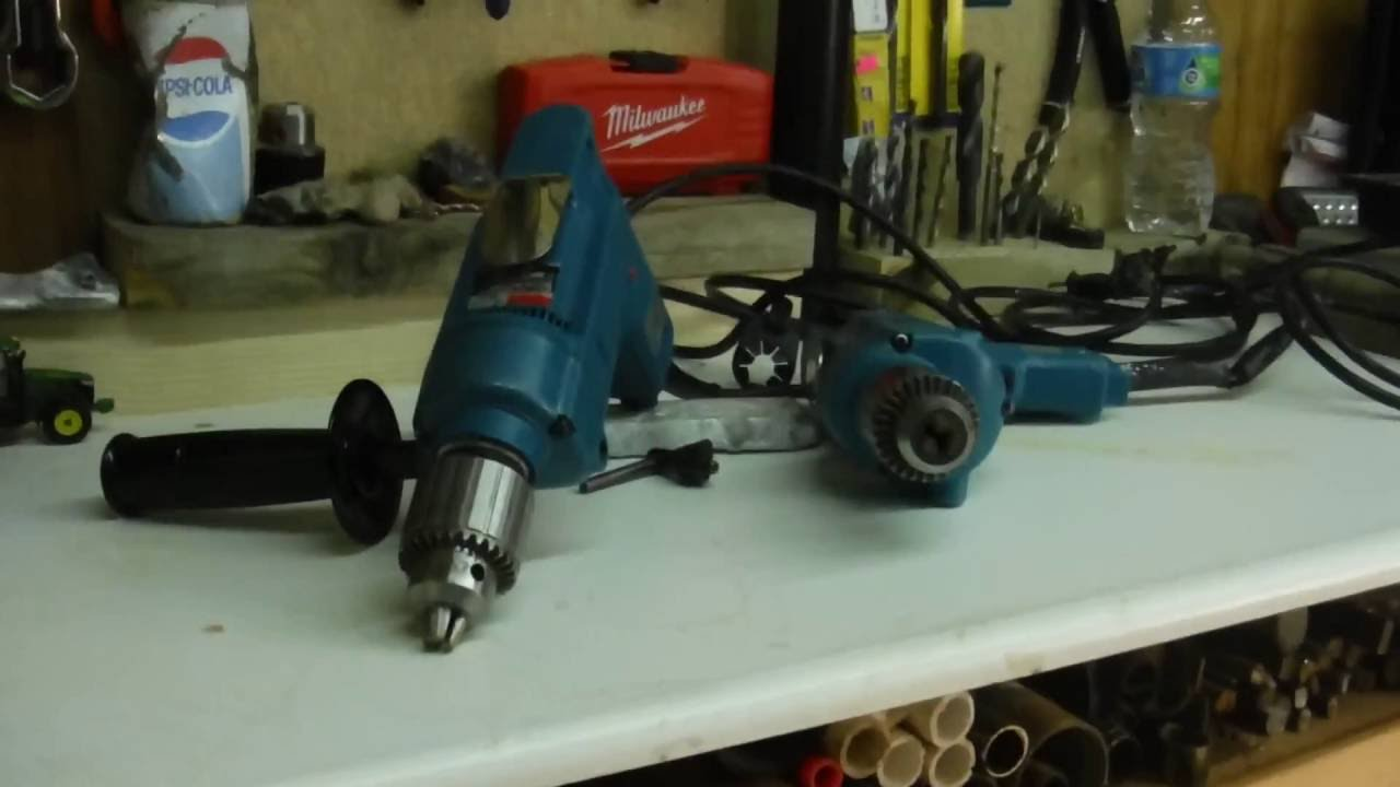 over view of the makita 6302 1 2 corded drill part 1 youtube rh youtube com Electrical Wiring Diagrams for Cars Industrial Electrical Wiring Diagrams