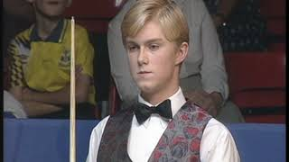 15-year-old Paul Hunter! New Kids on the Baize!