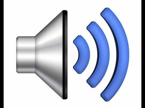 Resultado de imagen de audio