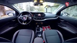 """""""Первый тест"""" тест-драйв нового Fiat Tipo"""