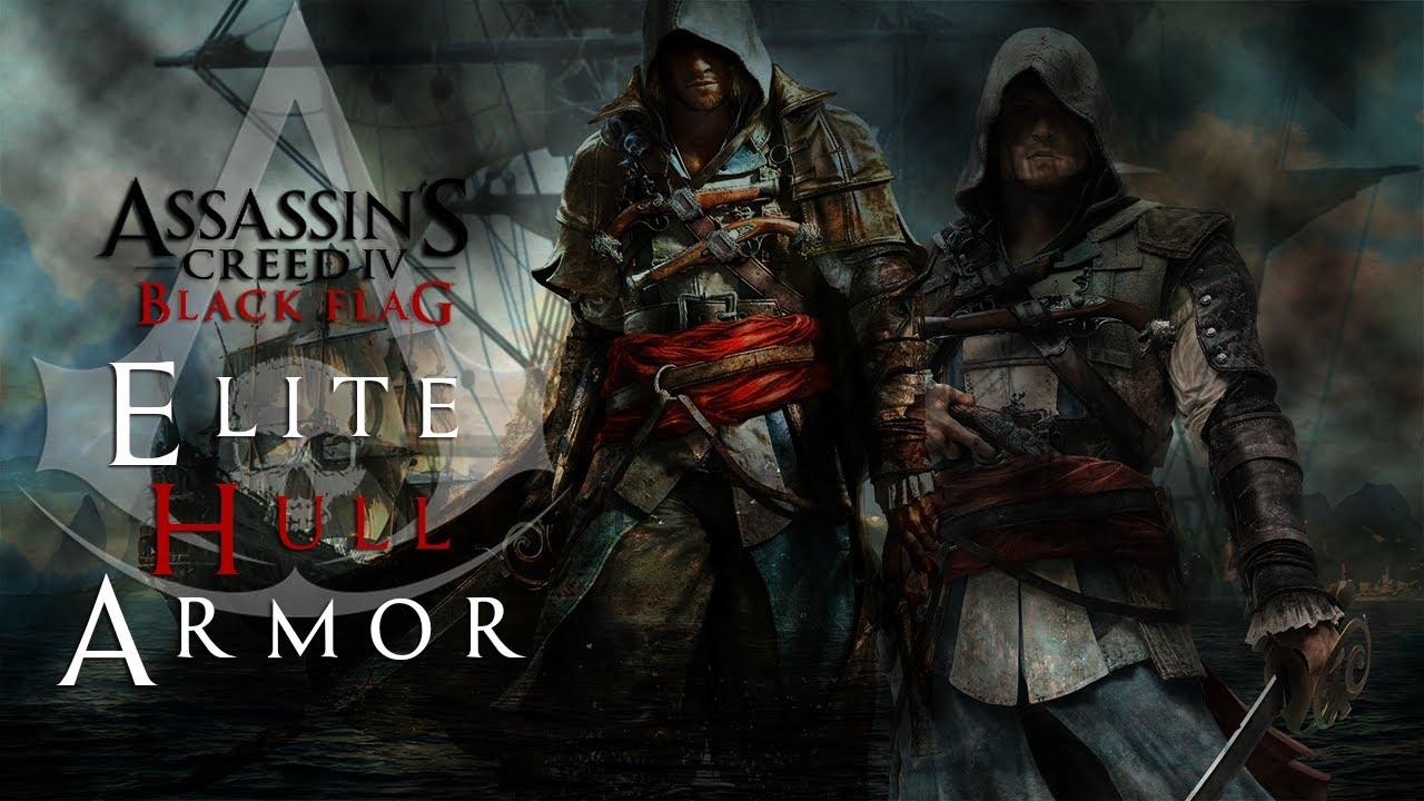 Assassin's Creed 4 Elite Hull Armor - YouTube