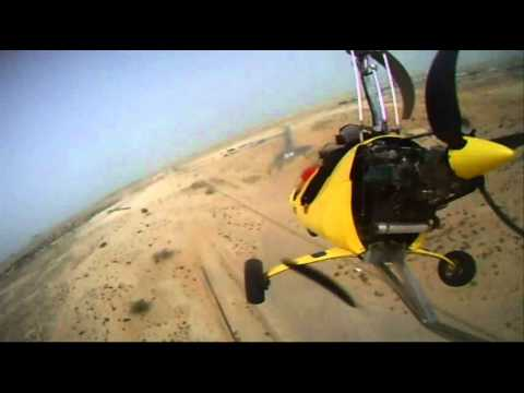 Emirates Aero Sports - Gyrocopter Training Flights