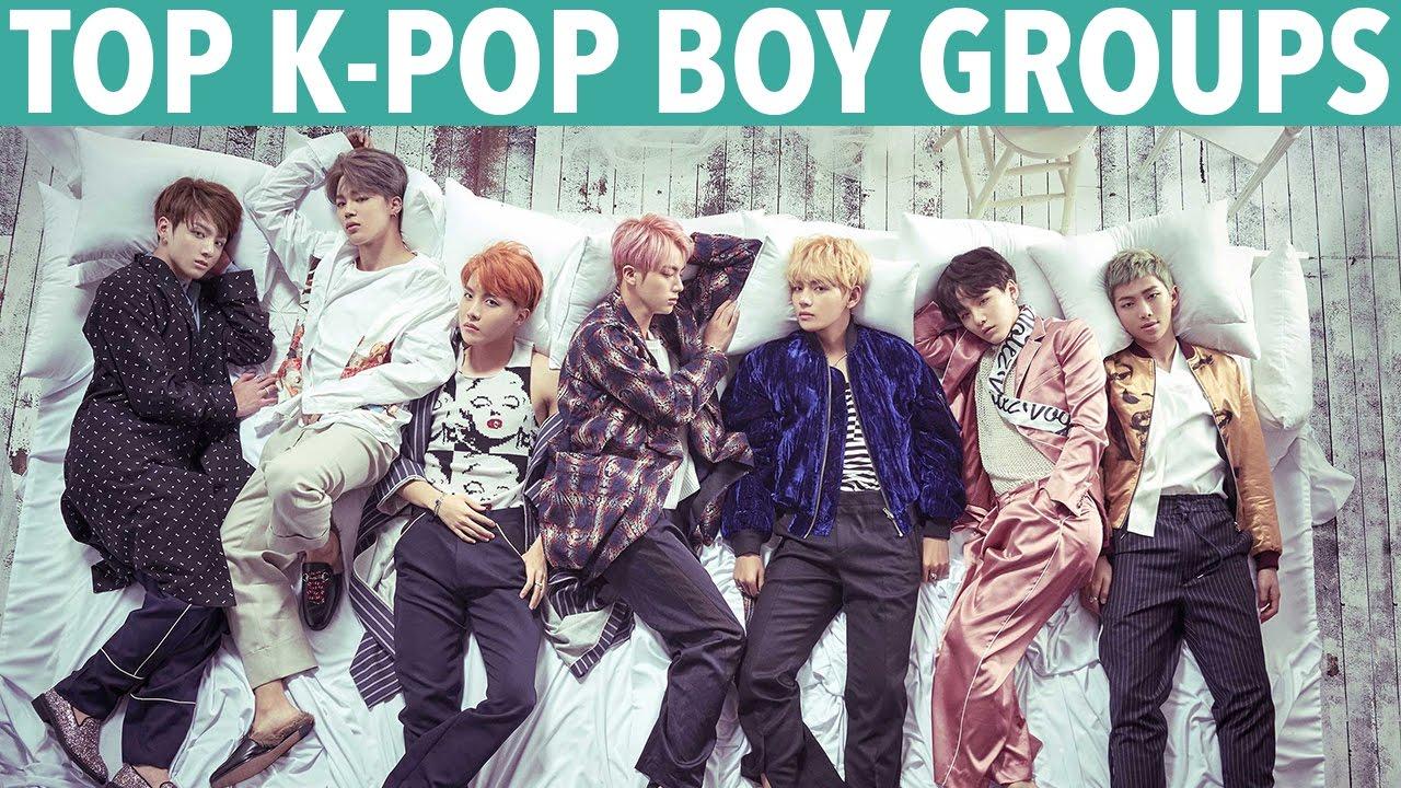 TOP 10 K-POP BOY GROUPS - K-VILLES STAFF PICKS