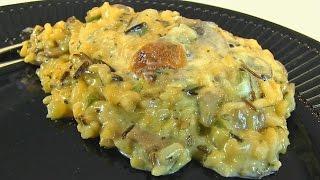 Betty's Cheesy Wild Rice Casserole