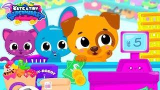 Main Yuk | Game Cute & Tiny Supermarket Duploku