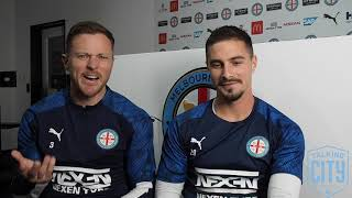 Scott Jamieson & Jamie Maclaren join Talking City for a chat
