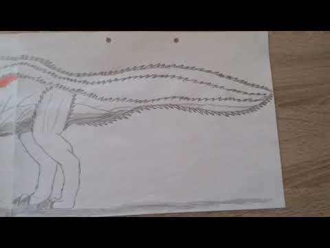 Old Deviljho drawing