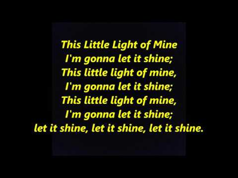 This Little Light Of Mine Keyboard chords by The Seekers - Worship ...