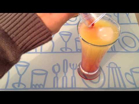 Faire Un Cocktail Fruits Cup - Recette De Cocktail Sans Alcool - Recette Boisson