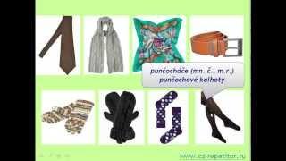 Изучение чешского языка - Видеоурок VS12