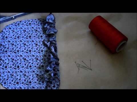 Видео: Как я делаю рюши (шьем для собак)