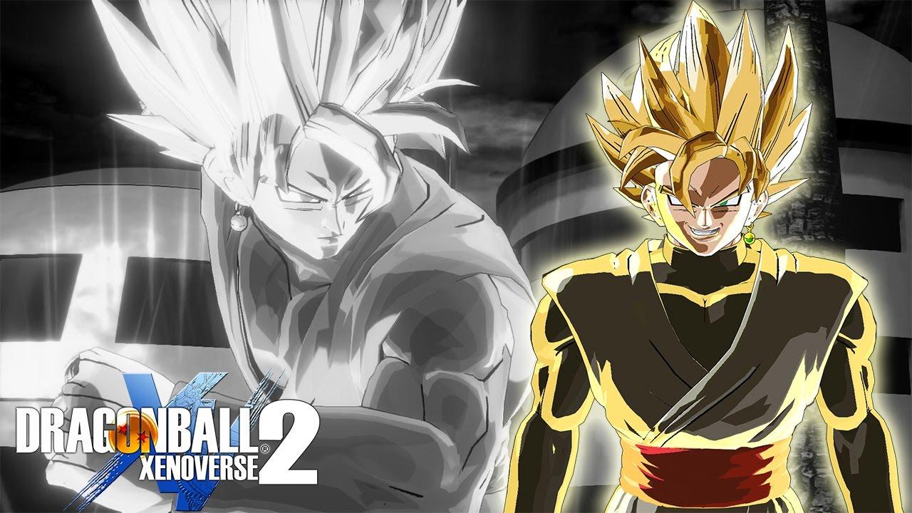 And White Ssj2 Images Black Goku 10