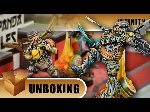 Infinity Unboxing: Fat Yuan Yuan
