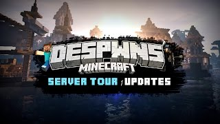 CapndesCraft: MineCraft Server Tour/Updates!