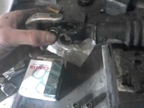 карданчик рулевого вала вольво 740