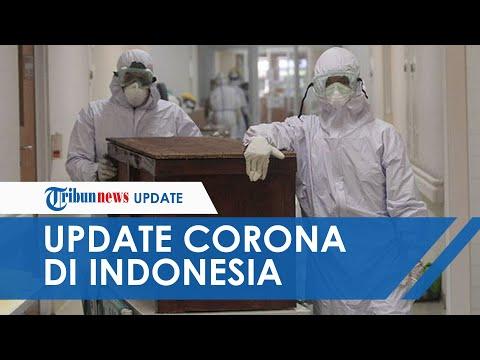 Pemerintah Umumkan Adanya 121.226 Kasus Corona Di Tanah Air, Bertambah 2.473 Kasus Dari Kemarin