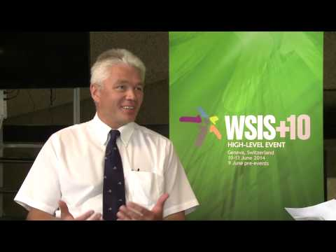 WSIS+10 INTERVIEW: H.E. Janis Karklins, Ambassador of Latvia