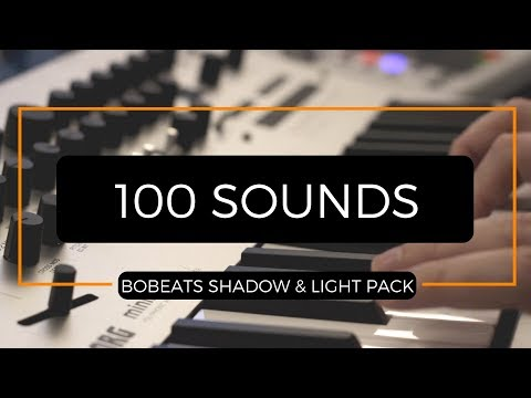DEMO of 100 NEW Minilogue Sounds