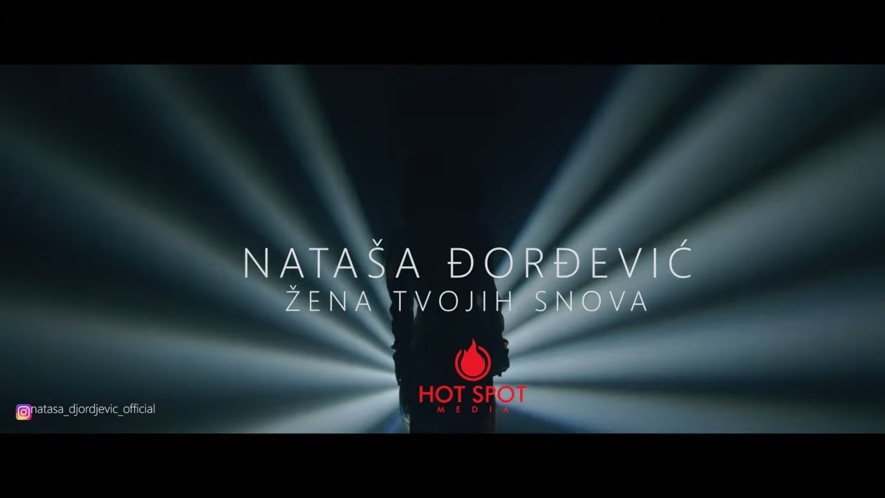 Natasa Djordjevic - Zena Tvojih Snova - (Official Video 2019)