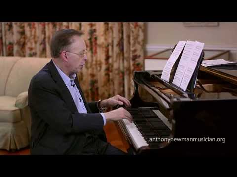 Stravinsky's Chords with ANTHONY NEWMAN