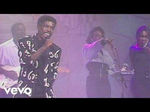 Billy Ocean - Get Outta My Dreams, Get into My Car (The Roxy 1988)