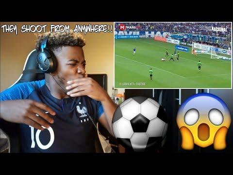 TOP 30 GOLS MAIS BONITOS DE 2018 - Futebol Brasileiro - Part 1 | Reaction