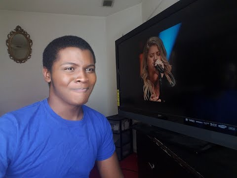 """KELLY CLARKSON - """"Meaning Of Life"""" Nashville Sessions (REACTION)"""