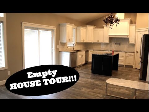 Empty HOUSE TOUR!!!