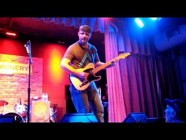"""Jude Gold """"Embryonic Journey"""" with The Cathy Richardson Band"""