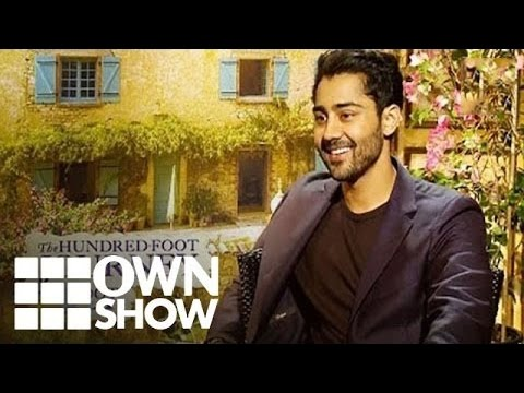 Manish Dayal: Adopting Chef Mannerisms for Hundred Foot Journey  OWN  Oprah Online