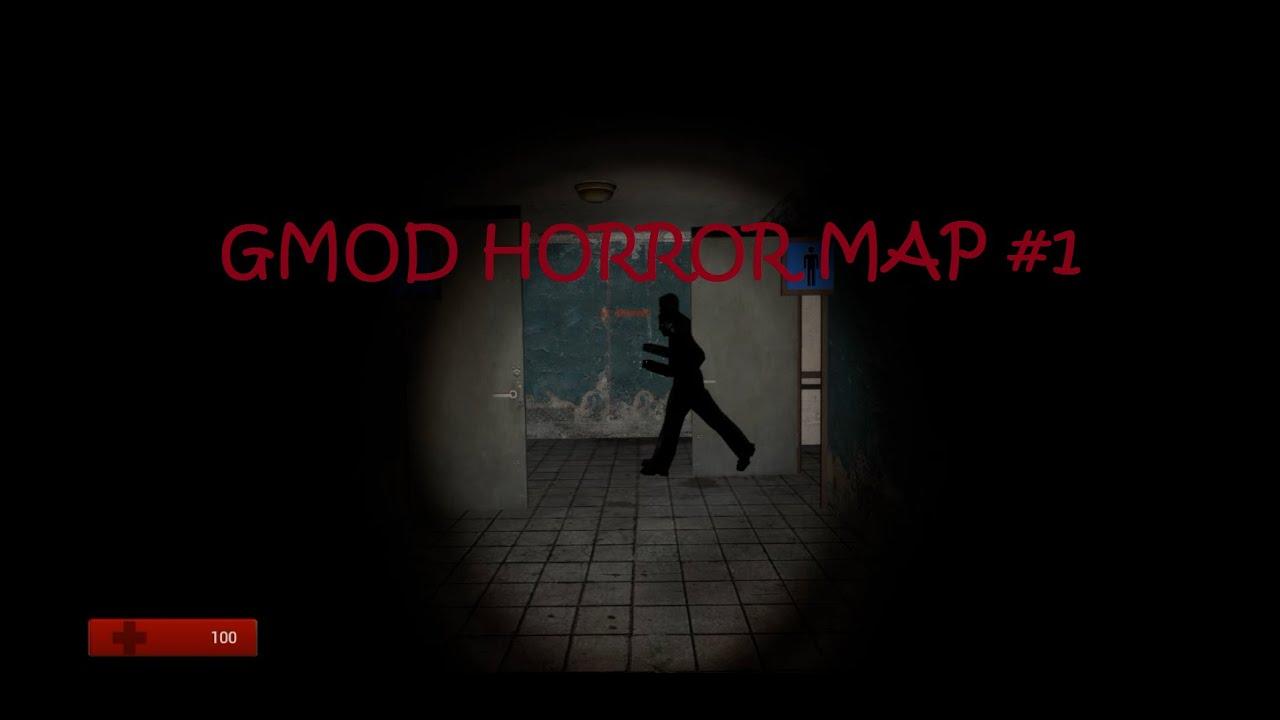 gmod horror maps