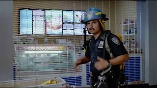 Обрушение Башни ... отрывок из фильма (Башни-Близнецы/World Trade Center)2006