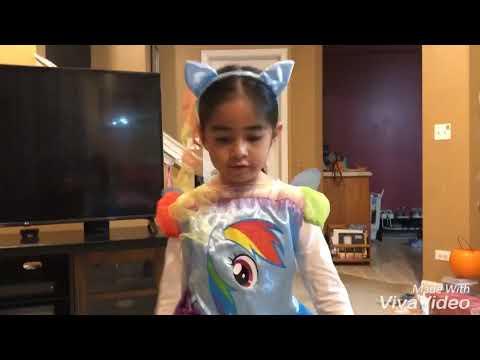 My Little Pony - Rainbow Dash Costume