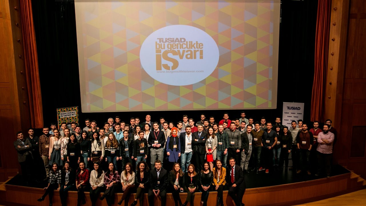 TÜSİAD Bu Gençlikte İŞ Var! Tanıtım Filmi
