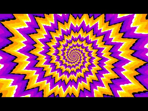 Эти Оптические Иллюзии