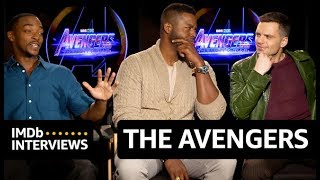 'Avengers: Infinity War' Cast Interview on Why They'll Be Lifelong Friends