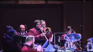 ''Power and the Glory'' by Paul Lovatt-Cooper. New York Staff Band - Stafaband