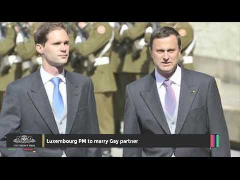 Luxembourg PM to Marry Gay Partner