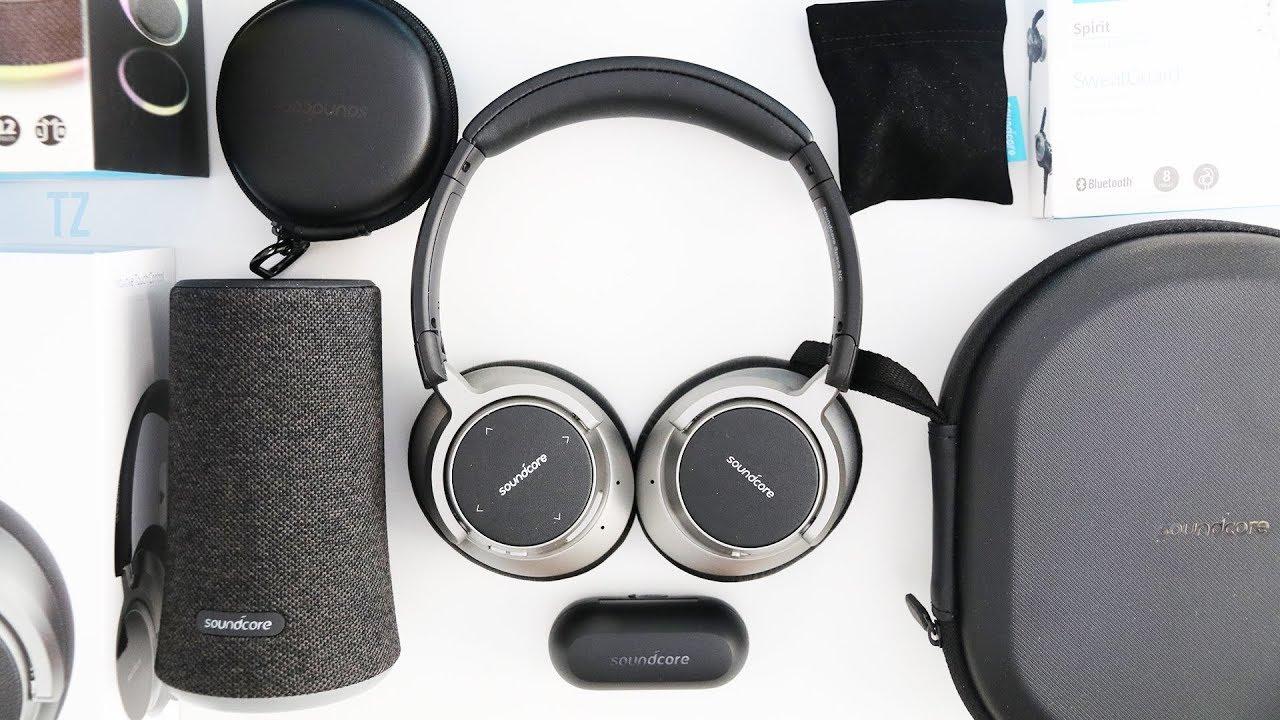 TOP 5 Gadget (wireless) per ascoltare MUSICA d ESTATE! - Anker ... 78572970032d