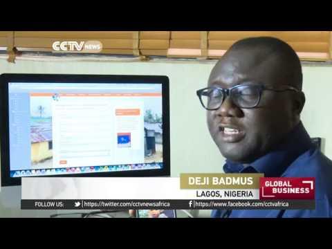 21986 rizne energy CCTV Afrique Start up in Nigeria deploys solar energy to rural communities