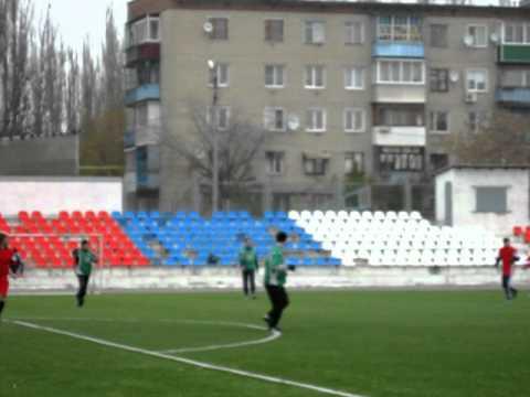 Футбол ДЮСШ - КАРАМБА в Лисках 1