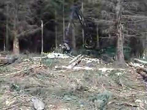 Logset 506 Ponsse H60
