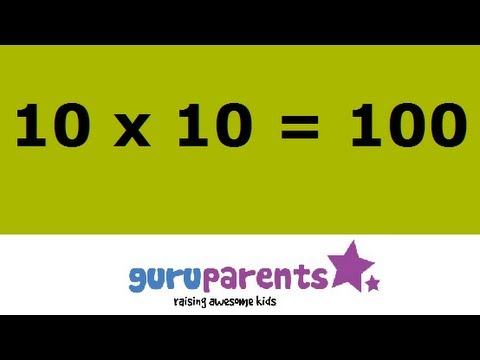 Times tables song 10