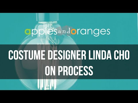 ShowbizU: Costume Design Process- Linda Cho