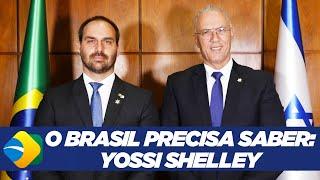 O BRASIL PRECISA SABER: Yossi Shelley