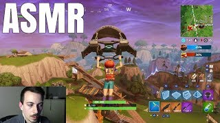 [ASMR] FORTNITE Food Fight But Just Going For Kills (Controller Sounds, Whispering)