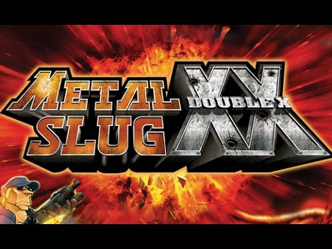 Metal Slug XX (Camino hacia Donald Trunks)